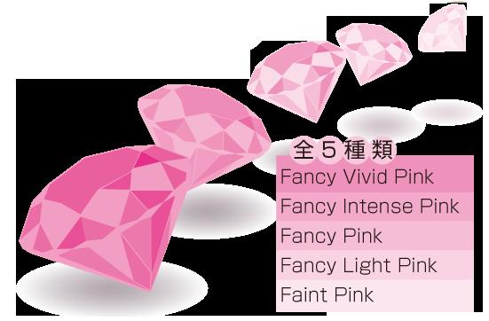 pink イラスト