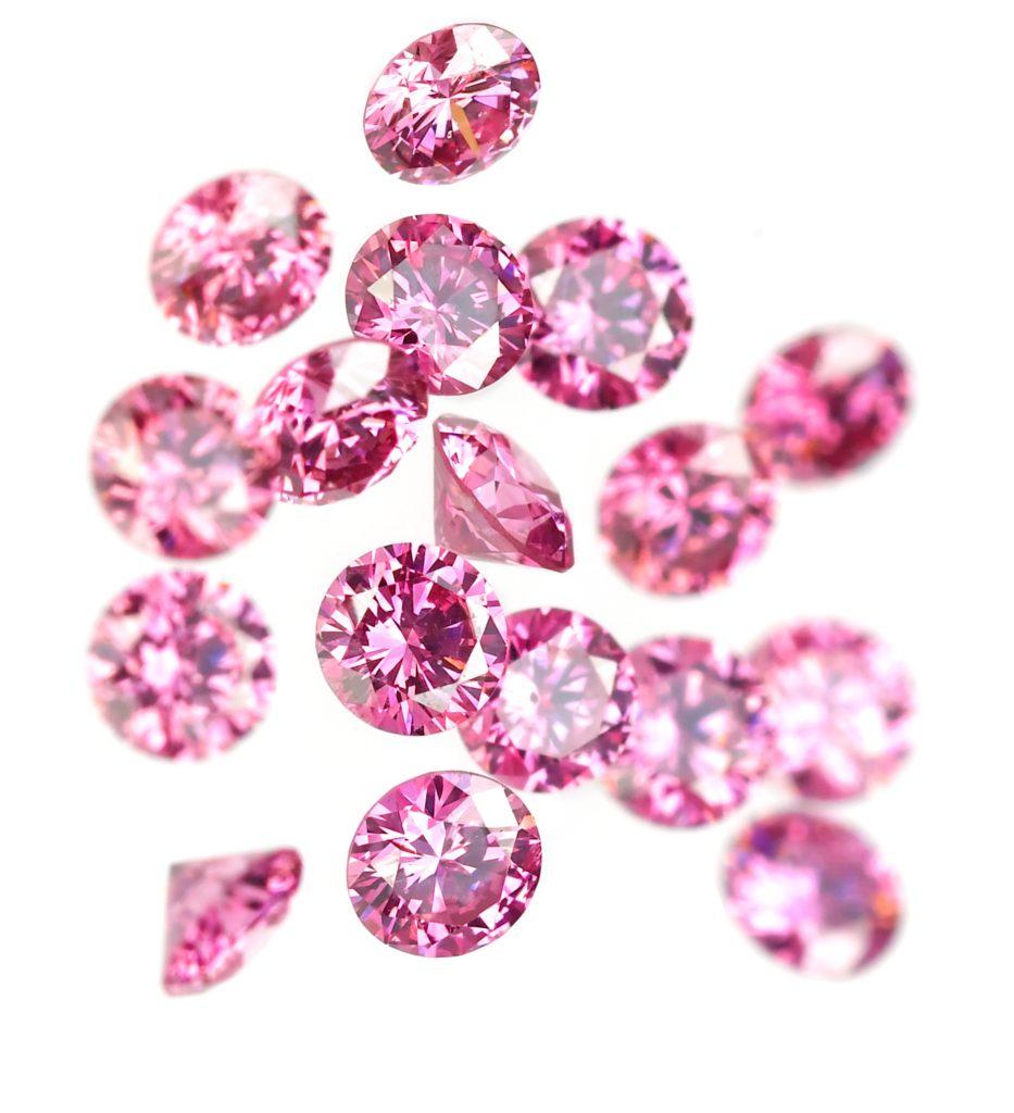 アイズストーン ピンクダイヤモンド