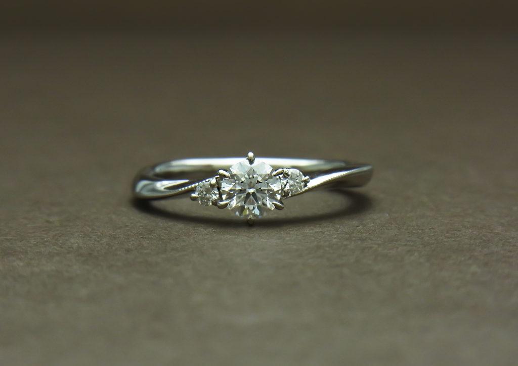 Forevermark 婚約指輪