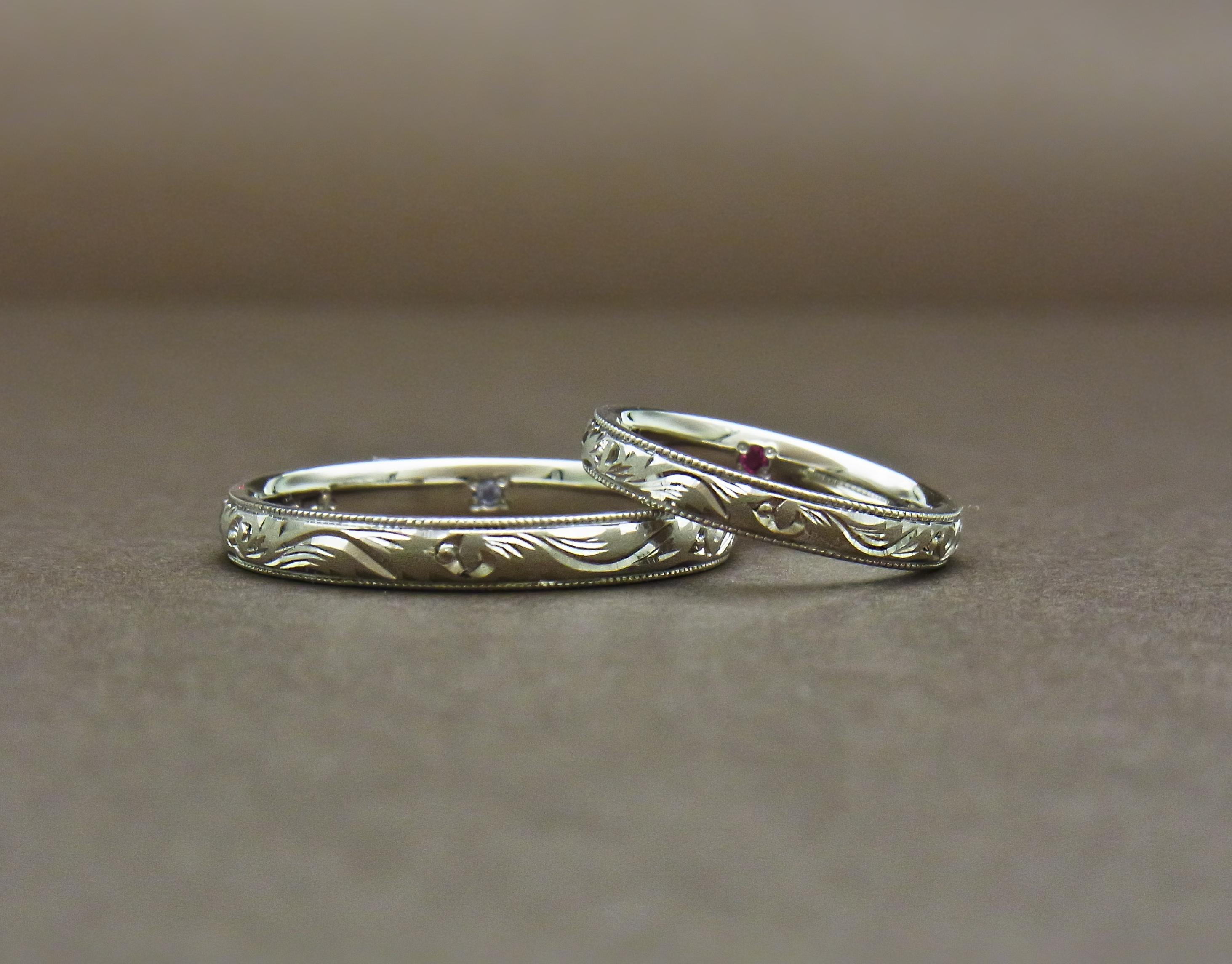 結婚指輪 Retoro